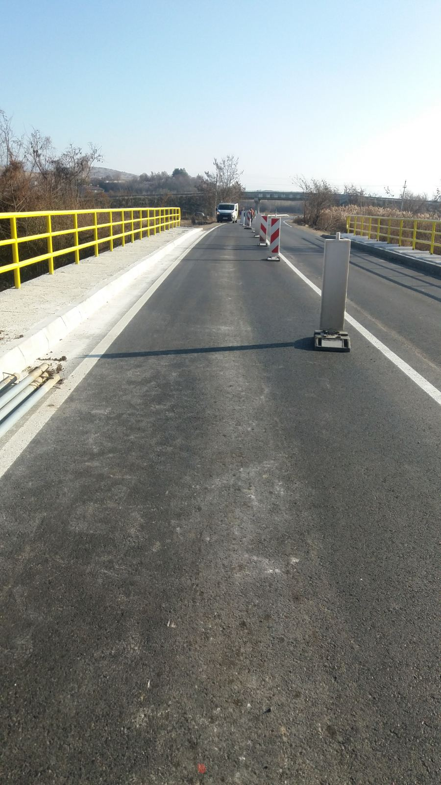 Ring road Kocani bridge B3