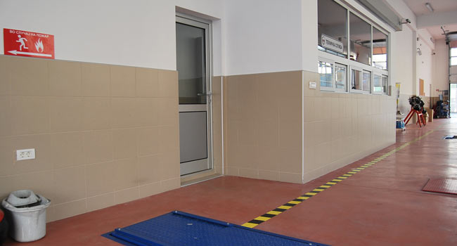 PSS Technical inspection station - Skopje